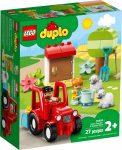 10950 LEGO® DUPLO® Farm traktor és állatgondozás