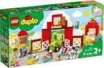 10952 LEGO® DUPLO® Pajta, traktor és állatgondozás a farmon