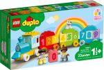 10954 LEGO® DUPLO® Számvonat - Tanulj meg számolni