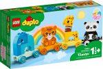 10955 LEGO® DUPLO® Állatos vonat