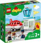 10961 LEGO® DUPLO Town Repülő és repülőtér