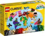11015 LEGO® Classic A világ körül