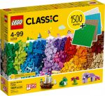11717 LEGO® Classic Elemek, elemek, lapok
