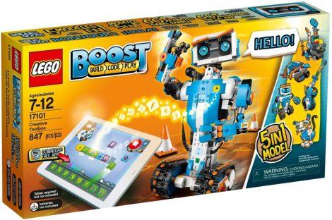 17101 LEGO® BOOST Kreatív robotok