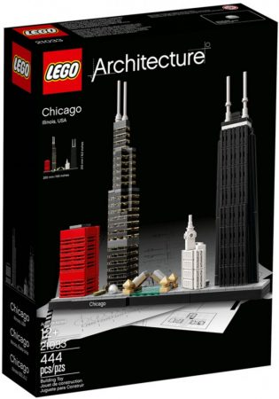 21033 LEGO® Architecture Chicago