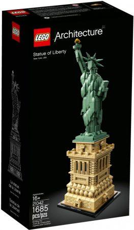 21042 LEGO® Architecture Szabadság-szobor