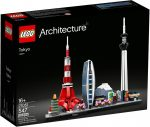 21051 LEGO® Architecture Tokió