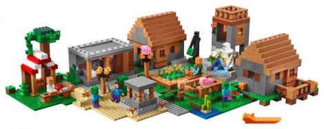 21128 LEGO® Minecraft™ A falu
