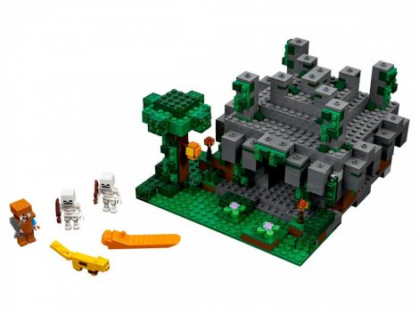 21132 LEGO® Minecraft™ Dzsungel templom