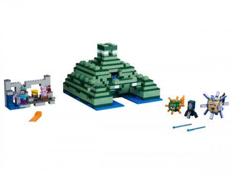 21136 LEGO® Minecraft™ Emlékmű az óceán partján