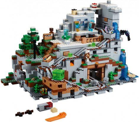 21137 LEGO® Minecraft™ Hegyi barlang
