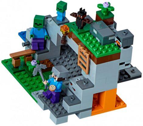 21141 LEGO® Minecraft™ Zombibarlang
