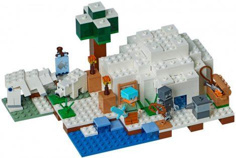 21142 LEGO® Minecraft™ A sarki iglu