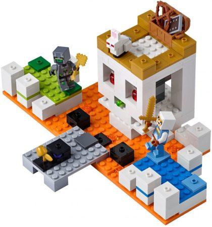 21145 LEGO® Minecraft™ A Koponya aréna