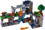 21147 LEGO® Minecraft™ Kalandok az alapköveknél