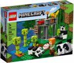 21158 LEGO® Minecraft™ A pandabölcsőde
