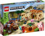 21160 LEGO® Minecraft™ A falusi rajtaütés