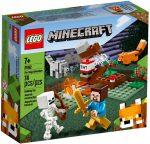 21162 LEGO® Minecraft™ A tajgai kaland