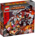 21163 LEGO® Minecraft™ A Vöröskő csata