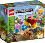 21164 LEGO® Minecraft™ A korallzátony