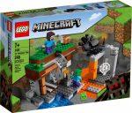 """21166 LEGO® Minecraft™ Az """"elhagyatott"""" bánya"""