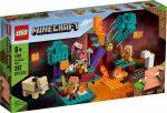 21168 LEGO® Minecraft™ A Mocsaras erdő