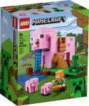 21170 LEGO® Minecraft™ A malac háza