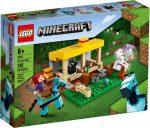 21171 LEGO® Minecraft™ Lóistálló