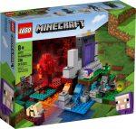 21172 LEGO® Minecraft™ A romos portál