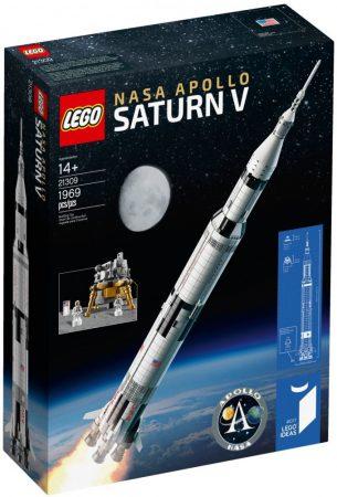 21309 LEGO® Ideas LEGO® NASA Apollo Saturn V