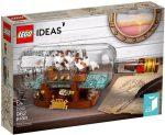 21313 LEGO® Ideas Hajó a palackban