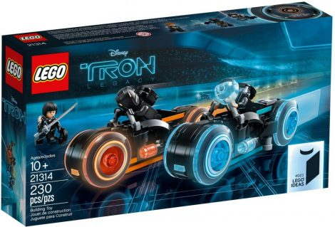 21314 LEGO® Ideas TRON: Örökség