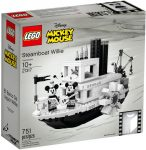 21317 LEGO® Ideas Steamboat Willie
