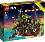 21322 LEGO® Ideas Barracuda öböl kalózai