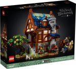 21325 LEGO® Ideas Középkori kovács