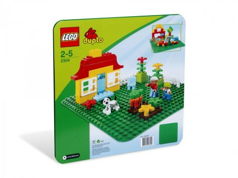 2304 LEGO® DUPLO® LEGO® DUPLO® Zöld építőlap