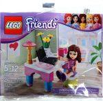 30102 LEGO® Friends Olívia asztala