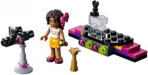 30205 LEGO® Friends Pop sztár vörös szőnyegen