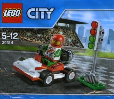 30314 LEGO® City Go-Kart versenyautó