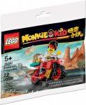 30341 LEGO® Monkie Kid Monkie Kid  pizzafutár motorja