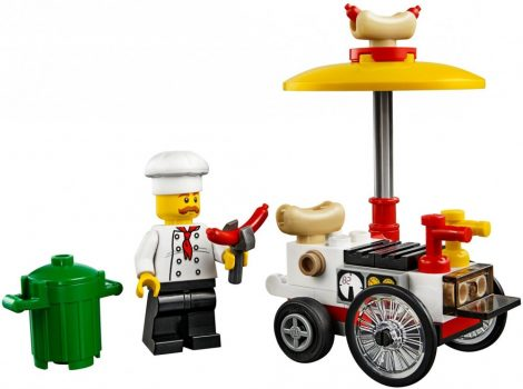 30356 LEGO® City Hot-dog árus