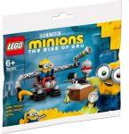 30387 LEGO® Minions Bob Minyon robotkarokkal