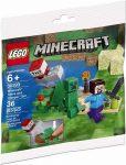 30393 LEGO® Minecraft™ Steve és Creeper szett