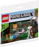 30394 LEGO® Minecraft™ The Skeleton Defense