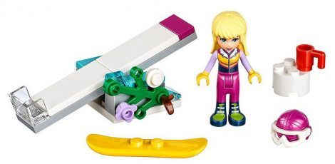 30402 LEGO® Friends Snowboard Tricks