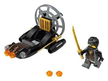 30426 LEGO® NINJAGO® Mocsári lopakodó
