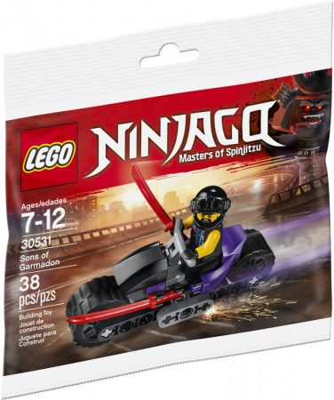 30531 LEGO® NINJAGO™ Garmadon fiai