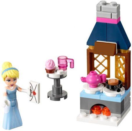 30551 LEGO® Disney Princess™ Hamupipőke konyhája
