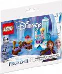 30553 LEGO® Disney Princess™ Elza téli trónja