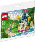 30554 LEGO® Disney™ Hamupipőke mini kastélya